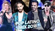 Pop Latino Mix 2018 - Musica 2019 Lo Mas Nuevo - Mix Canciones Pop