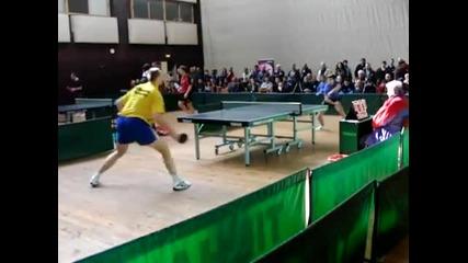 Тенис на маса 1 част