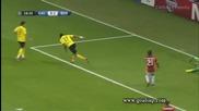 Галатасарай 0:4 Борусия ( Дортмунд ) 22.10.2014