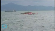 Dozens Dead After Philippines Ferry Capsizes