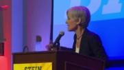 USA: Election is choice between 'queen of corruption' and 'predator king' - Jill Stein