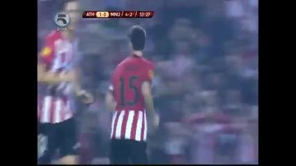 Шантавия пропуск на Ираола срещу Юнайтед