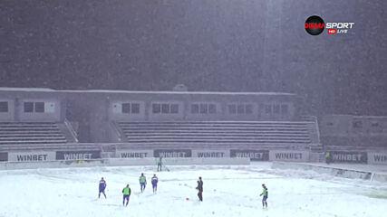 Александър Томаш: Ако има мач е по-добре да се изиграе днес