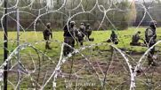 Poland / Belarus: Afghan refugees detained by Polish security forces at Usnarz Gorny border