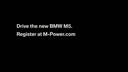 2012 Bmw F10m M5 in Action