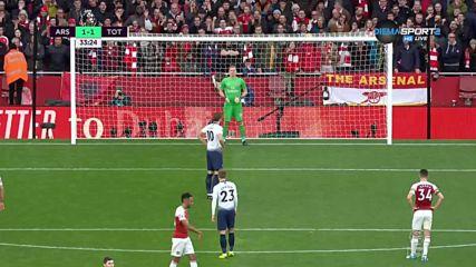 Хари Кейн направи обрата пълен срещу Арсенал