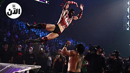 نتائج اكستريم رولز – WWE الآن