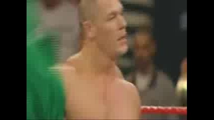 Extreme Rules 2012 - John Cena vs Brock Lesnar