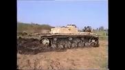 В Русия Намериха Немски Танк В Блато От 1941 Година