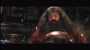 Хари Потър и Философският Камък - дракона Норбърт