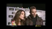 Collider Interview with Ashley Greene and Kellan Lutz New Moon