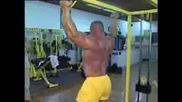 Mariusz Pudzianowski Training