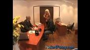 Скрита Камера - Секретарката