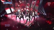 140223 Bts - Boy In Luv Inkigayo [1080p]