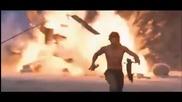 Големият войник Джон Рамбо от култовата Рамбо: Трилогия (1982-1985-1988)