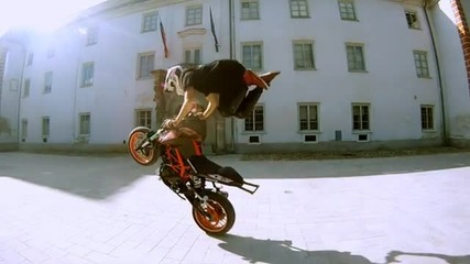 Rok Bagoros for Gopro - When the Time Stops Gopro slow mo Stuntbums