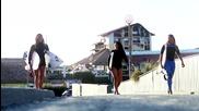 Сърфинг - Swatch Girls Pro - Франция 2013 част 1