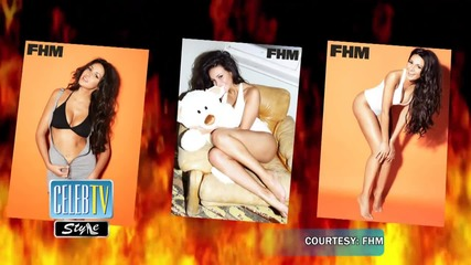 FHM Magazine Sexiest Woman Revealed!