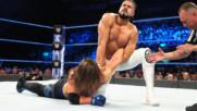 "AJ Styles vs. Andrade ""Cien"" Almas: SmackDown LIVE, July 17, 2018"