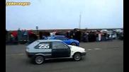 Ваз 2114 vs Subaru Impreza Wrx Sti