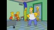 Семейство Симпсън - Мексиканският танц