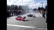 Трикове с мотори - просташки инцидент