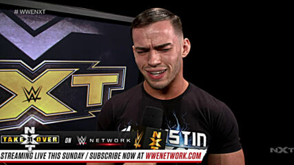 Austin Theory isn't moved by Kyle O'Reilly's journey: WWE NXT, Sept. 30, 2020