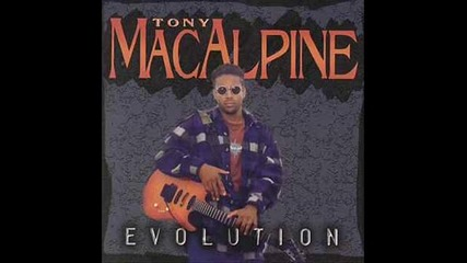 Tony Macalpine Futurism