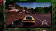 E3 2014: Forza Horizon 2 - Lambo Lap Gameplay