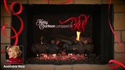 Kelly Clarkson - Every Christmas (kelly's Wrapped In Red Yule Log Series)