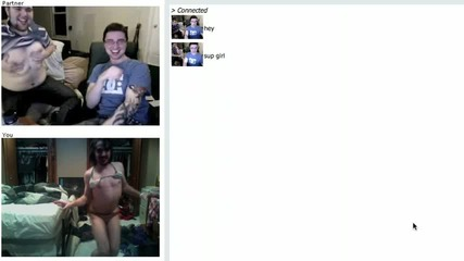 Lady Gaga - Telephone (chatroulette версия)