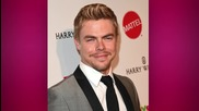 Derek Hough's is Off 'DWTS' Following a Foot Injury