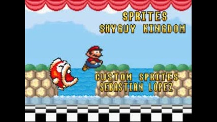 Супер Марио Брос 3 Издънки