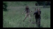 The Walking Dead Season 4 Trailer _ Comic Con