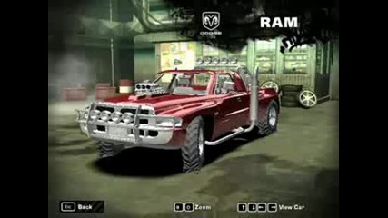 Need For Speed Most Wanted Mods
