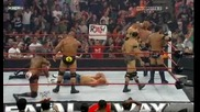 Wwe Fatal 4 Way Wwe Championship Fatal 4 - Way Match part 3
