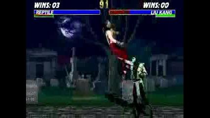 Mortal Kombat - Reptile 56%