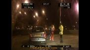 Полицаи хващат Дядо Коледа пиян