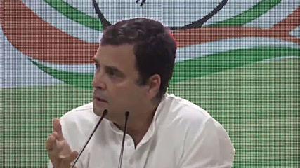 India: Rahul Gandhi accepts defeat in historic election