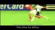 * Бг Превод * Shakira - Waka Waka ( Химна на South Africa 2010 World Cup )