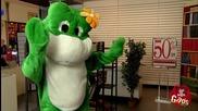 Непохватно жабче, лошо жабче - Скрита Камера