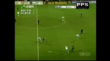 01.03 Вердер - Байерн Мюнхен 0:0 Пълен Репортаж