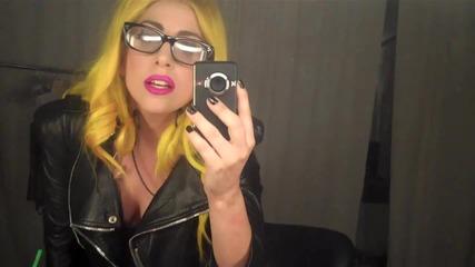 2част Лично съобщение от Lady Gaga Please watch !