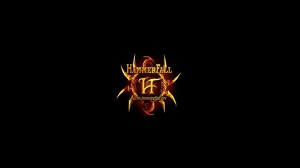 Hammerfall - The Fire Burns Forever + lyrics