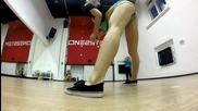 Секси маце яко Best Dance booty twerk