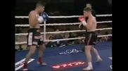 Kickboxing Promo Video featuring Shawn Yacoubian