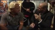 Tna Impact 2/07/2009 Jeff Jarret & Kurt Angle [backstage]