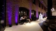 Milica Pavlovic opens revue - Amato Fashion Show by Huawei - (Private 2014)