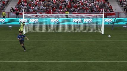 19# Дузпи - Ajax - Manchester United