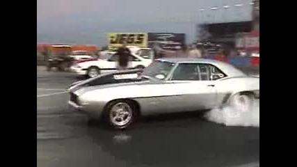 Най-бързата кола на света 280км за 8 секунди-camaro